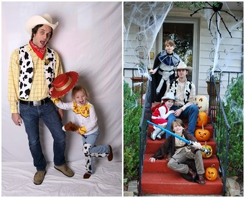 woody y haloween