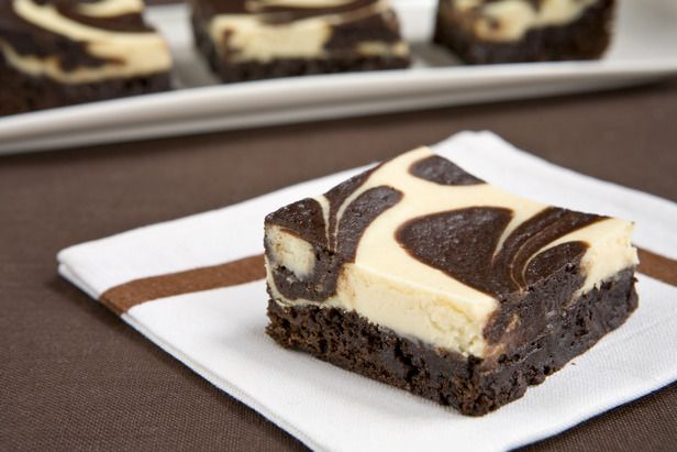 Cream Cheese Brownies s4x3 lg Receta Brownie Cheesecake...Recetas para niños