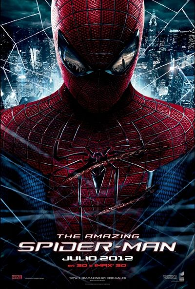 Spider man1 The Amazing Spider Man