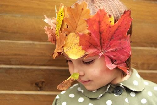 Images of Fall Leaves Craft Projects Easy