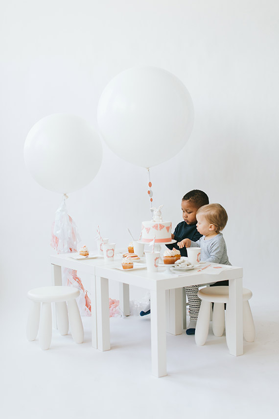 Ideas para decorar una fiesta de bebés