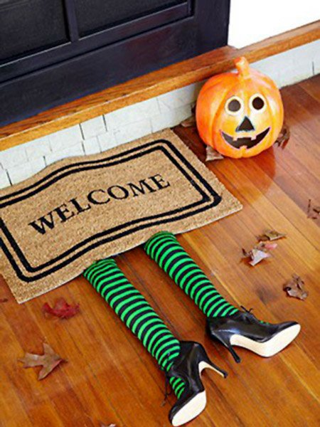 106. Ideas para decorar Halloween con cosas de casa