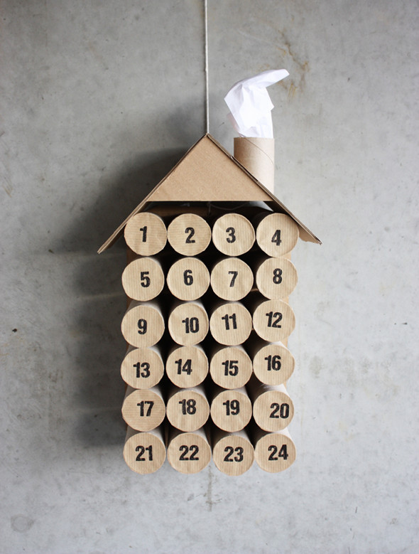 15 calendarios de adviento diy 5