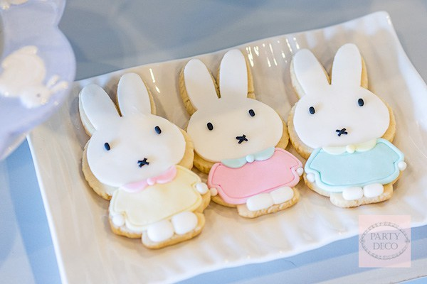 galletas de miffy