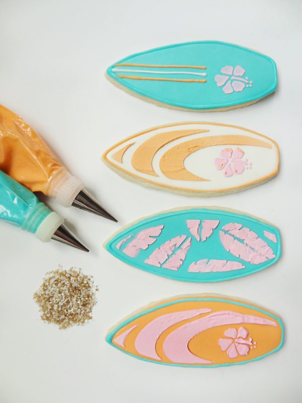 9 Ideas para Decorar con Glaseado las Galletas
