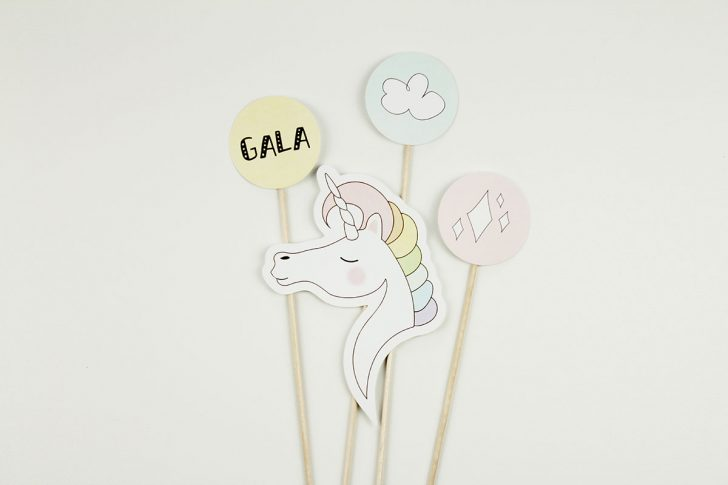 nice-party-cake-topper-unicorn-party