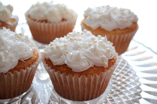 Cupcakes para un Bautizo