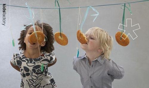 Juegos Para Ninos En Fiestas Infantiles
