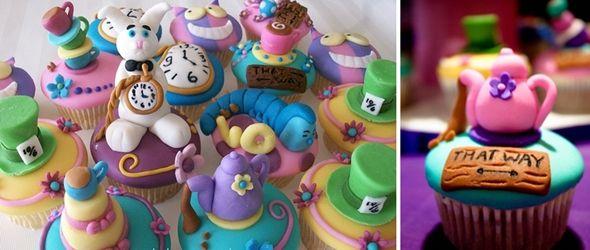 Cupcakes a tope de creatividad