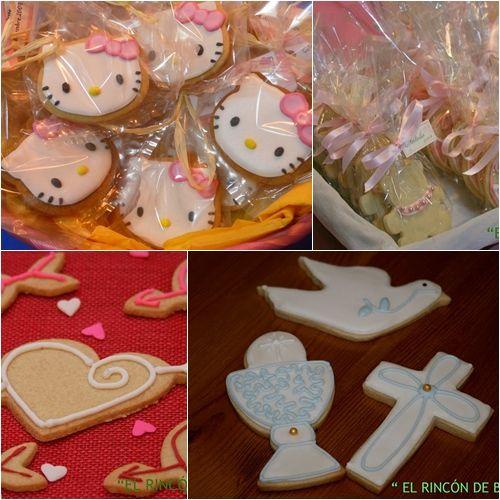 Aprende a hacer galletas decoradas y ¡triunfa!