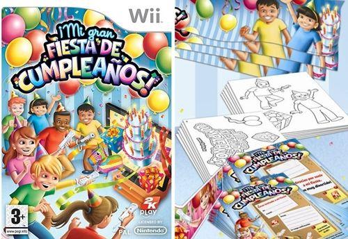 Fiesta de Cumpleaños con la Wii