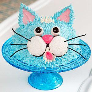 """Fiesta de cumpleaños """"gatitos"""""""
