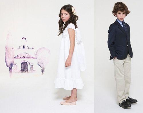 Vestidos de Primera Comunión de Nicoli