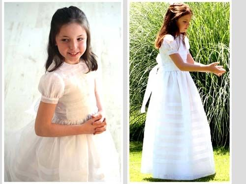 Vestidos de Primera Comunión de Paloma Enseñat