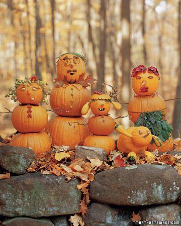Fiestas de Halloween por Martha Stewart