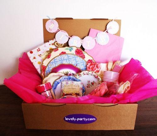 Kits de decoración para fiestas infantiles