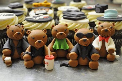 Cupcakes para ocasiones especiales