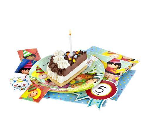 Kit de cumpleaños imaginarium & Farggi