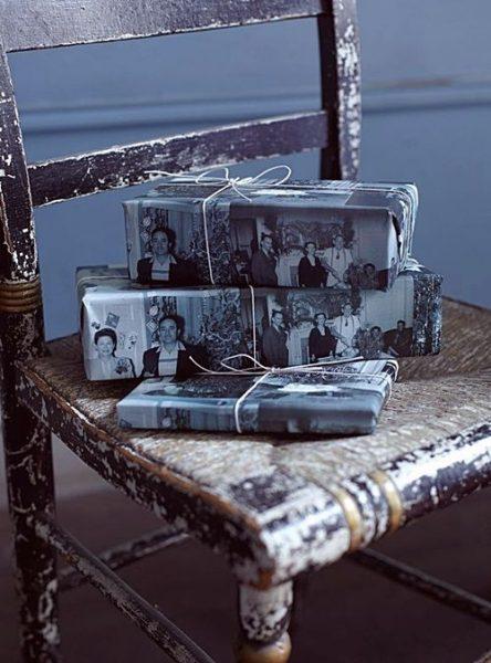 Envoltorio de regalos original