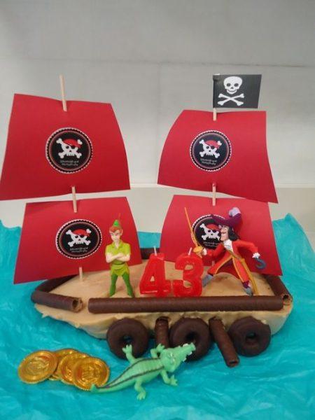 Fiestas de nuestros lectores: Fiesta pirata