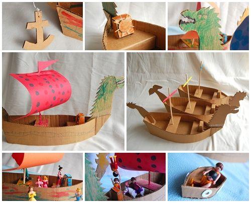 detalles de los barcos ecologicos