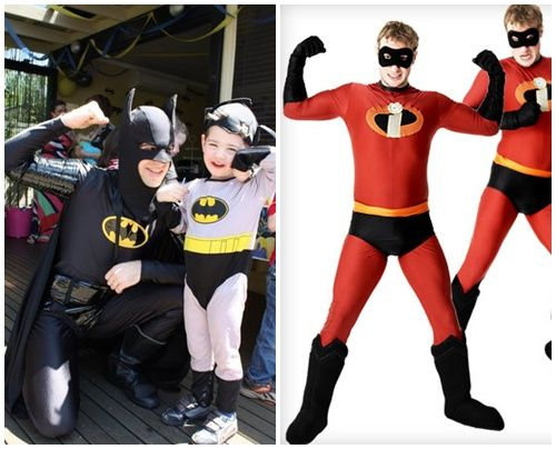 batman y los increibles