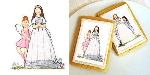 Cookies: ¡qué detalle de Primera Comunión!