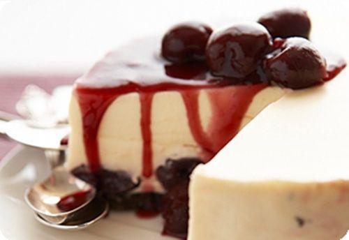 La receta definitiva de cheesecake con frutas