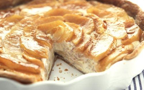 Delicioso pastel de manzana (receta alemana)