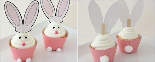 ¡Llegan los conejitos de Pascua!