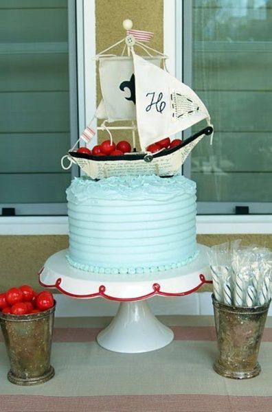 Fiesta de cumpleaños náutica: ¡ideal para el verano!