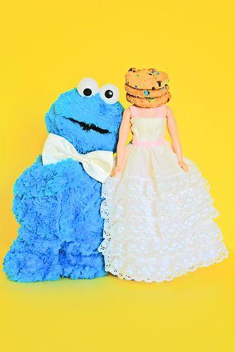 ¡Qué pareja tan perfecta!
