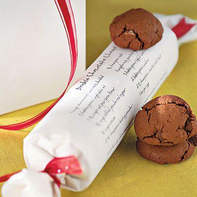 Como envolver las galletas con encanto