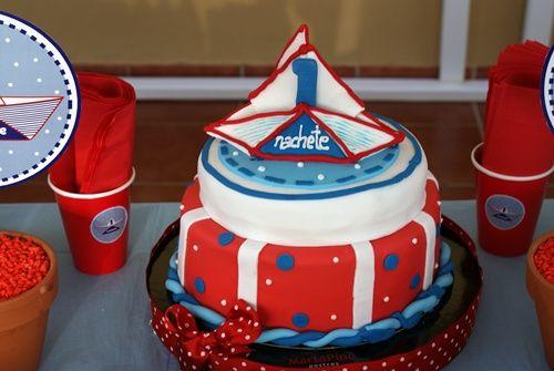 Fiestas de los lectores fiesta marinera para el primer - Decoracion primer cumpleanos ...