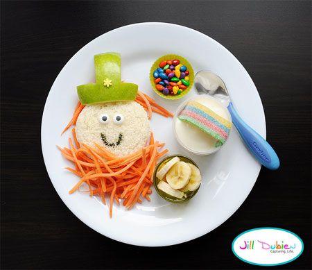 Ñam, ñam… ¡Platos creativos y muy sanos para niños!