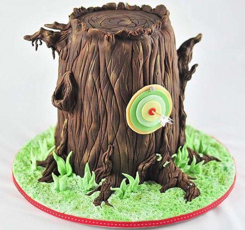 Fiesta temática Robin Hood: tu casa, como un bosque…