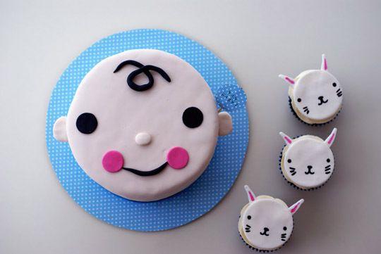 Inspiración y receta para decorar tartas creativas