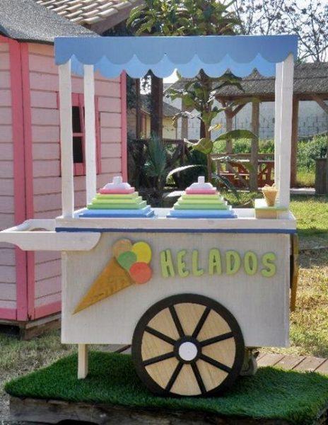 ¡Alquila un carrito de helados para su fiesta!