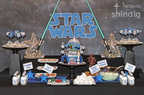 Fiesta Star Wars: ¡ni el estreno de la saga…!