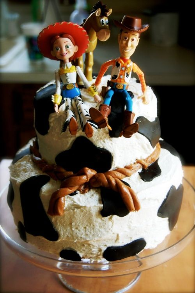 ¡Gran fiesta Toy Story para pequeños cowboys!