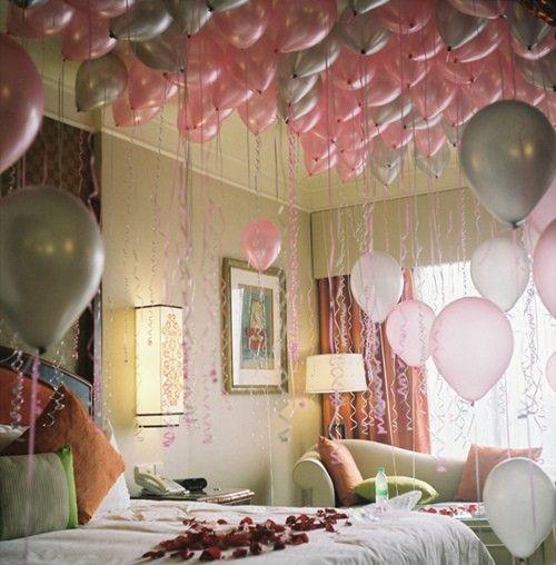 Sorpresa… ¡Buenos días, preciosa, hoy es tu cumpleaños!