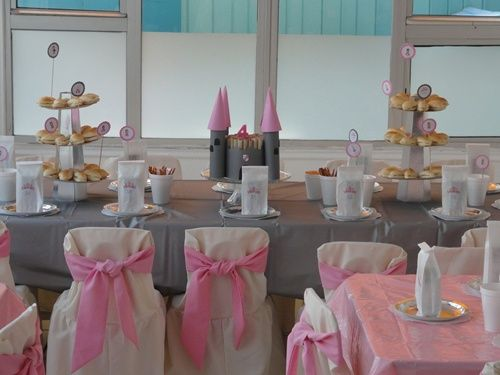 Fiesta de cumpleaños digna de una princesa