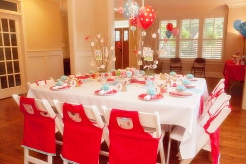 Fiesta Caperucita Roja:¡un cumpleaños de cuento!