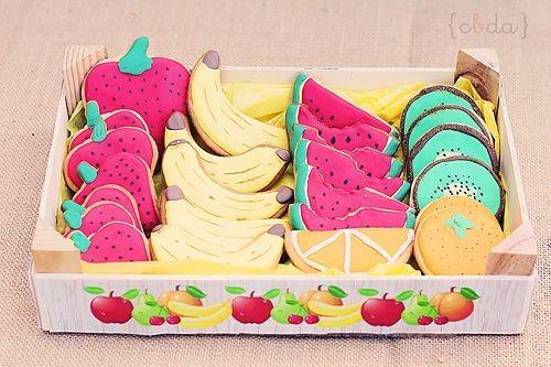 Fiesta de la fruta: ¡mucha energía, optimismo y vitaminas!