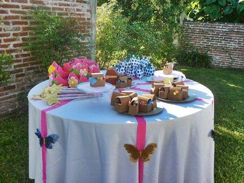 Fiesta de los lectores: cumpleaños con príncipes y princesas