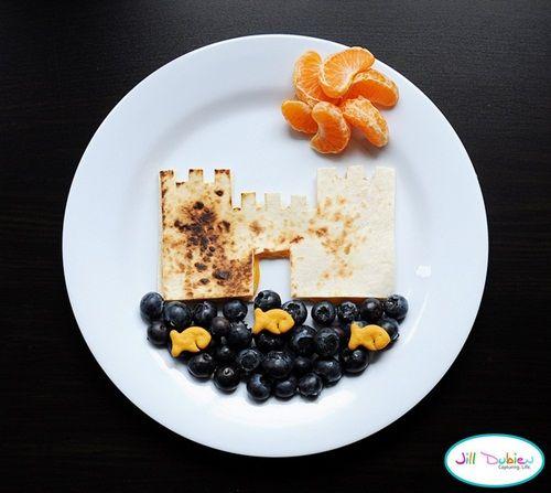 Platos creativos para niños… ¡No más pegas para comer!
