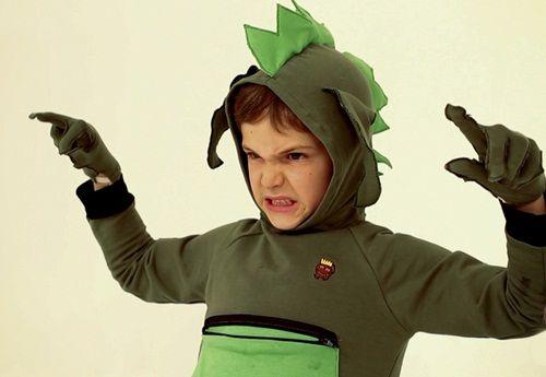 Qué ropa de niños más divertida para jugar…