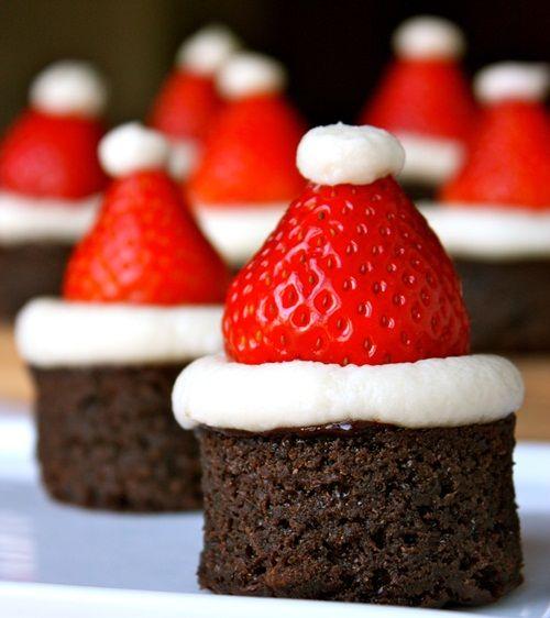 ¡Qué idea de postre de Navidad tan espectacular!