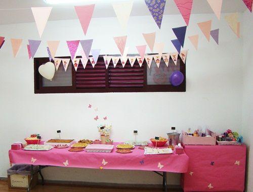 Fiesta de los lectores… en rosa y con encanto