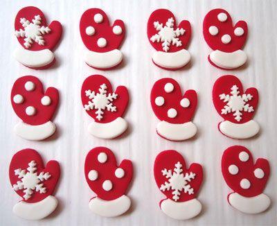 ¡Qué ideas para hacer cookies de Navidad!